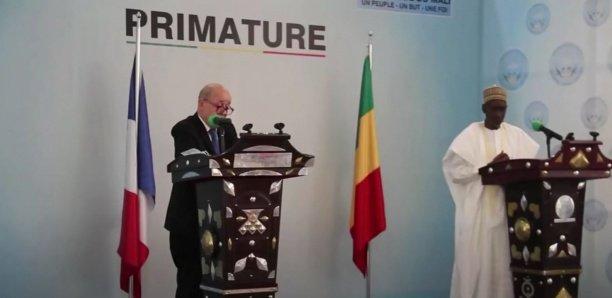 [Vidéo] Désaccord entre la France et le Mali sur des pourparlers avec les jihadistes