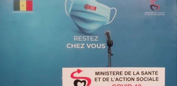 Covid-19 au Sénégal : Zéro Décès, 72 Patients guéris et 6 Cas graves en réa