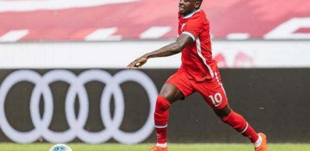 Premier League : Sadio Mané ouvre le score dans le derby
