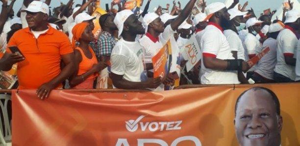 À Bouaké, Alassane Ouattara lance une campagne pas comme les autres
