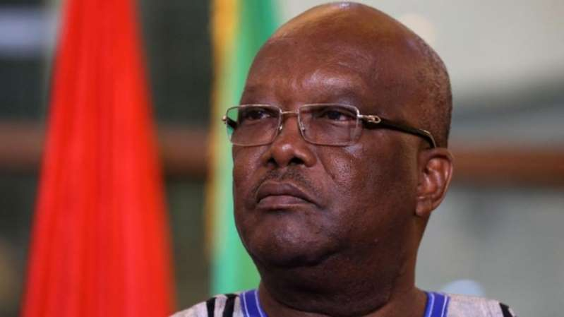Burkina Faso: le président Kaboré dresse le bilan de son quinquennat
