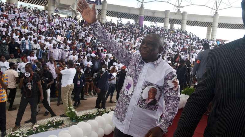 Côte d'Ivoire: Kouadio Konan Bertin, l'opposant qui voulait un scrutin actif