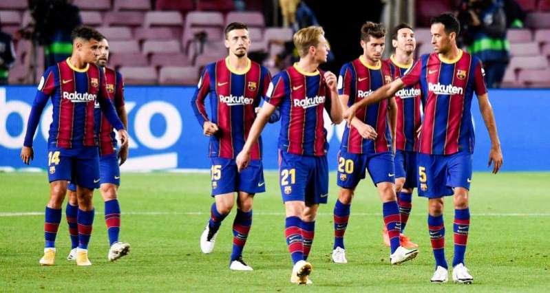 Barça : la lettre des joueurs à Bartomeu
