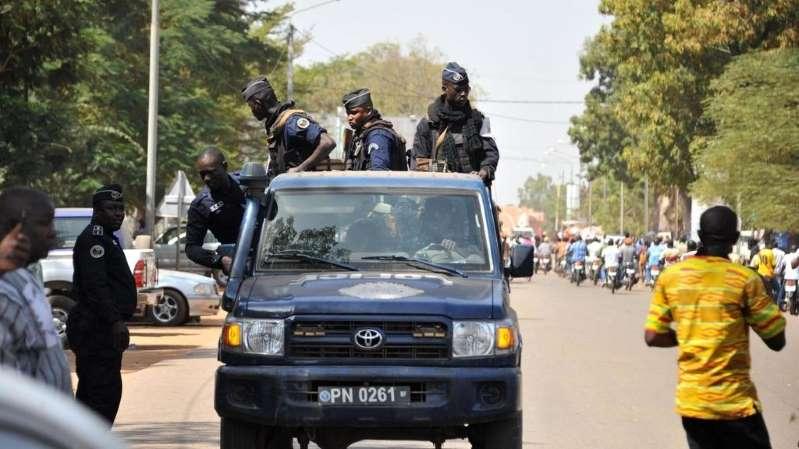 Burkina Faso: suspension des contrôles routiers dans la région centre