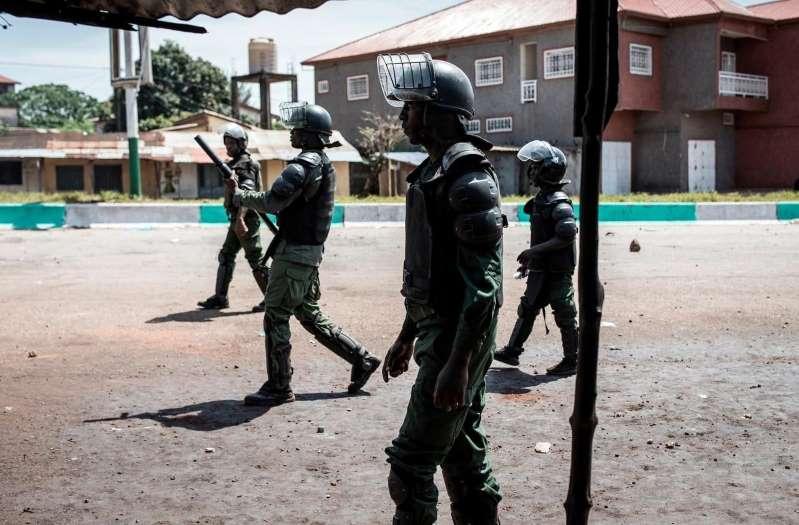 Guinée : les violences post-électorales ont fait au moins 21 morts en une semaine