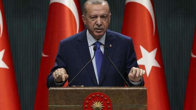 La Turquie s'insurge contre une caricature moquant Erdogan en une de «Charlie Hebdo»