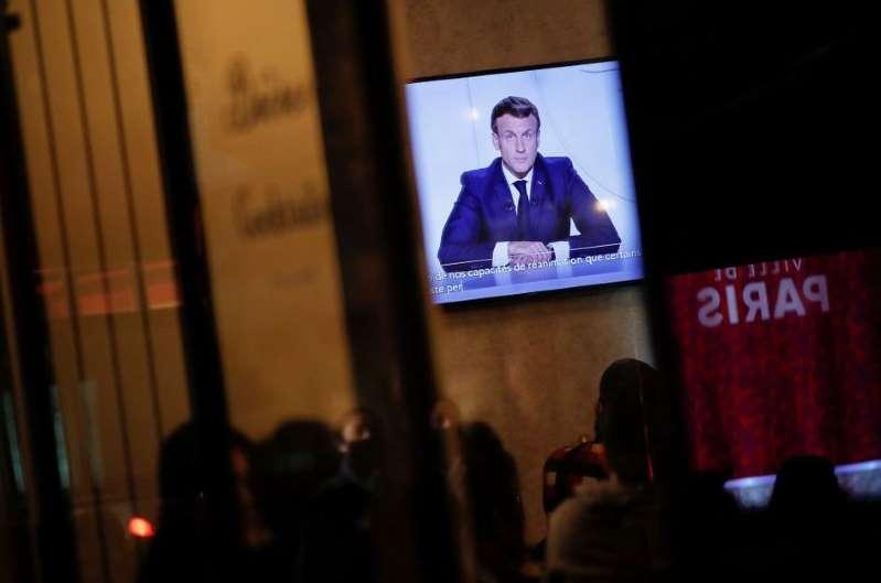 [Vidéo] France : Quelques détails sur l'agresseur de Macron
