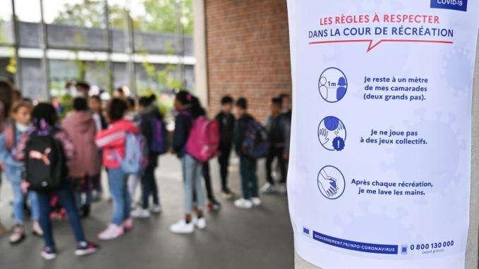 Confinement : pourquoi les écoles, collèges et lycées vont cette fois rester ouverts