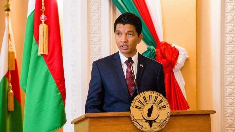 Madagascar: Andry Rajoelina annonce la fin de l'état d'urgence sanitaire