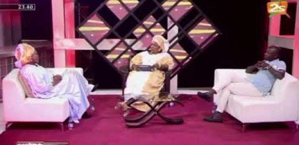 Intervention de Ndella Madior sur 2stv : « Maman tu aurais dû penser à moi » (Sahra)