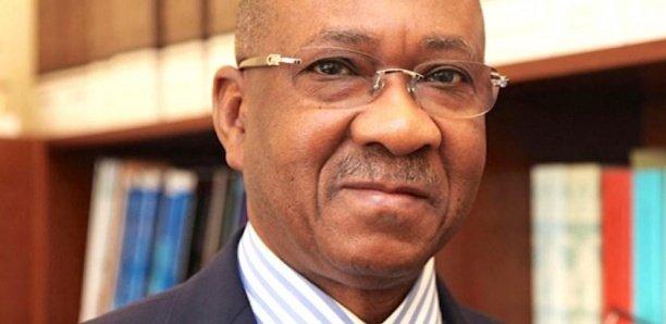 Cheikh Hadjibou Soumaré, chef de la mission de la Cedeao en Côte d'ivoire