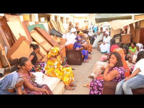 Sénégal:  plus  de  600 familles  menacées d'expulsion