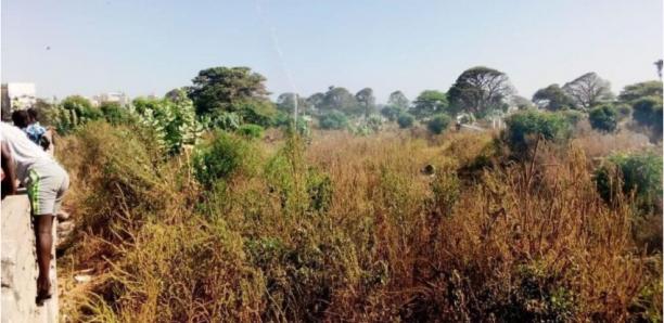 Le cimetière de Soumbédioune prend feu