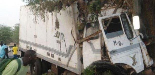 Touba – Mortellement fauché : L'ado de 7 ans jouait sous le camion