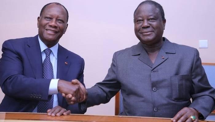 Malgré la rencontre avec Bédié, le PDCI refuse de reconnaître le nouveau mandat de Ouattara