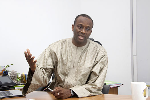 Exclusif-Nepostisme: le DG du Port, Sadikh Beye confie la société AGS à son beau frère.