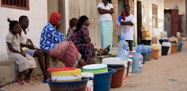 Manque d'eau à Dakar : Les explications de la directrice de Sen'Eau