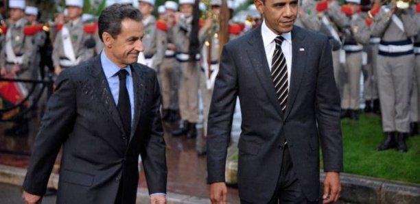 Sarkozy «bombe le torse comme un petit coq», raconte Obama dans ses mémoires