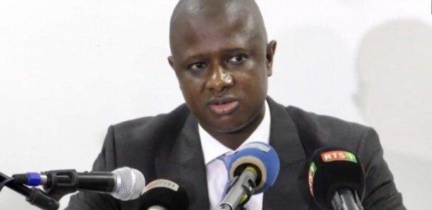 Touba : Antoine Diome confié à Serigne Mountakha