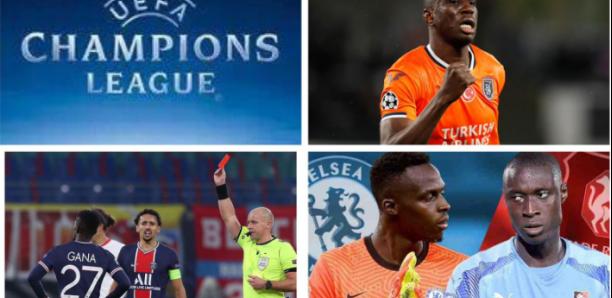 Ligue des Champions : Mendy remporte son duel face à Gomis, Demba Bâ entre dans l'histoire, Gana et le PSG en danger