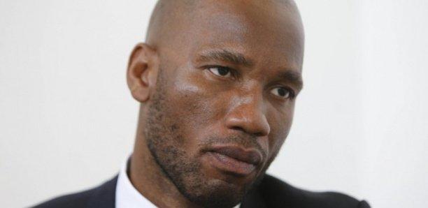 L'hommage appuyé de Drogba à Bouba Diop ; «tu as rendu l'Afrique fière…»