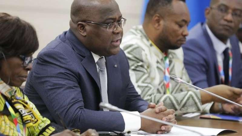 RDC: le pouvoir débute les consultations annoncées par le président Tshisekedi