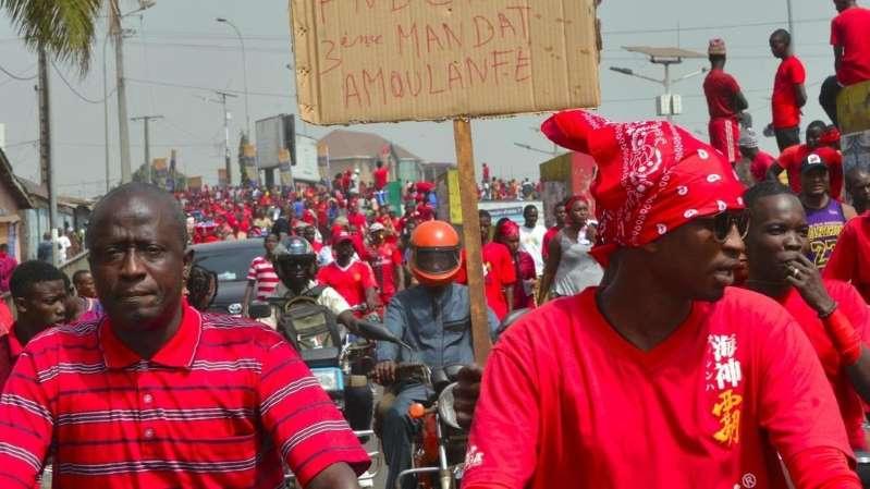 L'opposition guinéenne voit un musellement dans l'interdiction de manifester