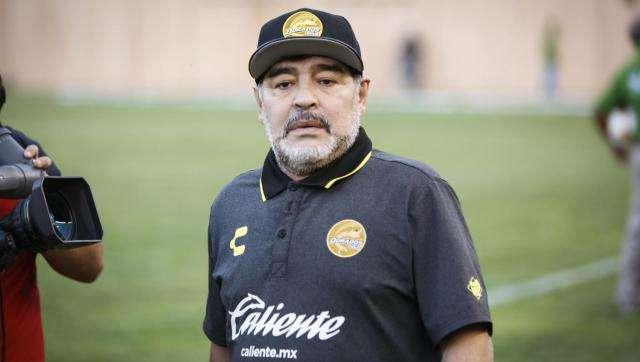 Diego Maradona : sa dernière interview pour «France Football» rémunérée ? (Exclu vidéo)