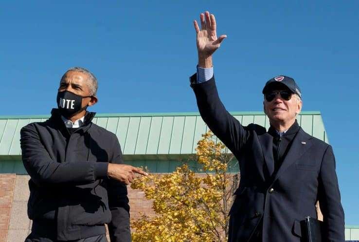 Présidentielle américaine: Biden bat le record d'Obama du nombre de votes recueillis
