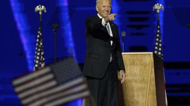Présidentielle américaine: Joe Biden a reçu les félicitations de George W. Bush