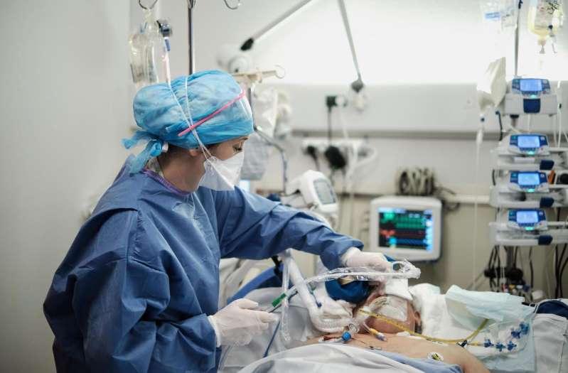 Greffe pulmonaire sur un patient Covid-19, une première en France
