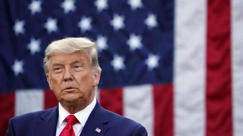 Trump s'exprime pour la première fois depuis sa défaite, mais sur la crise du Covid-19