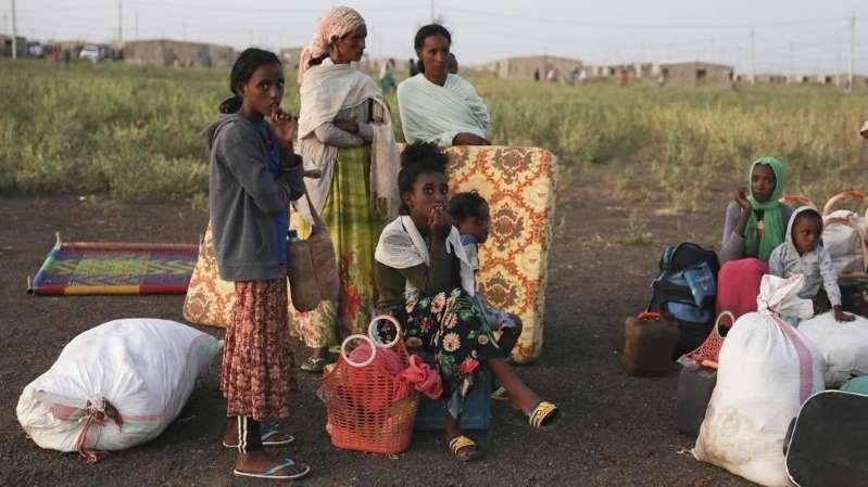 Soudan: dans le camp d'El Hashaba, trois médecins pour 15 000 réfugiés éthiopiens