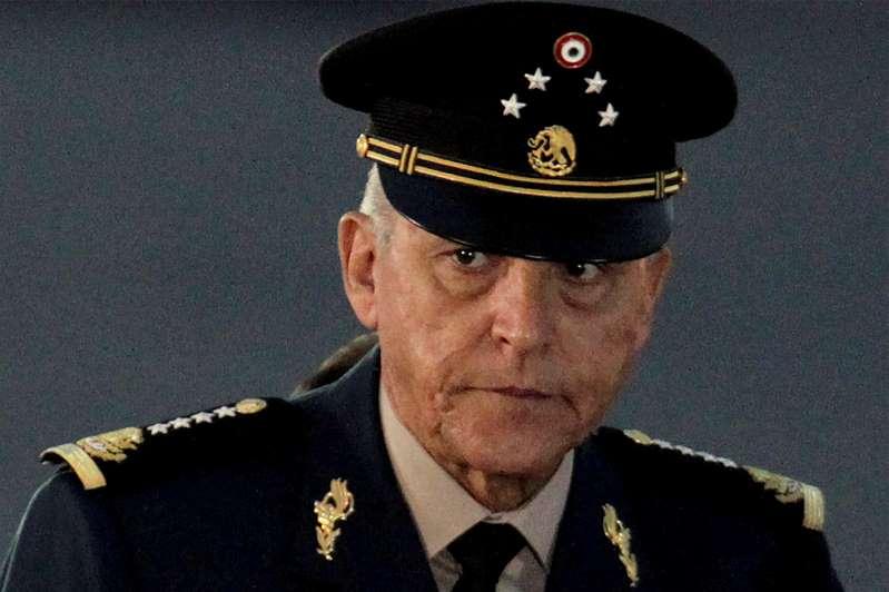 Abandon des poursuites aux USA contre l'ex-ministre mexicain de la Défense