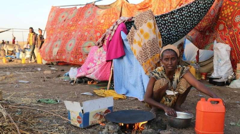 Conflit en Éthiopie: la Croix-Rouge dénonce la grave crise humanitaire en cours au Tigré