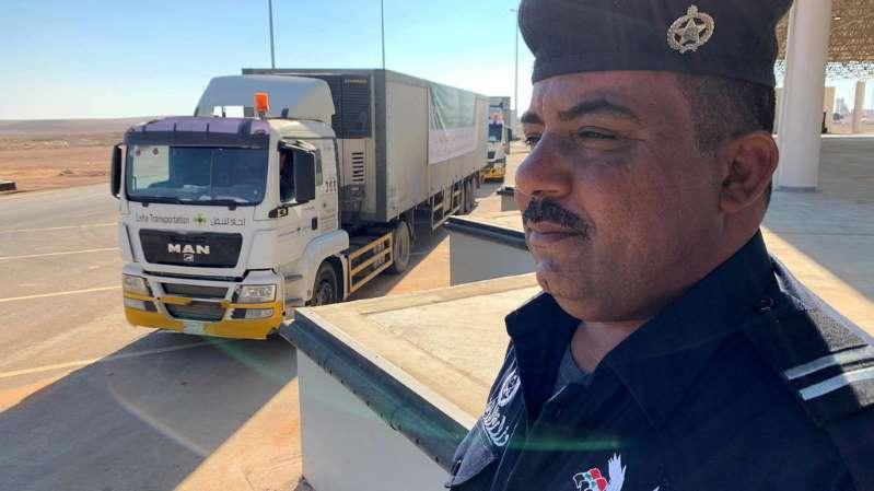 L'Irak et l'Arabie saoudite rouvrent leur frontière après 30 ans de fermeture