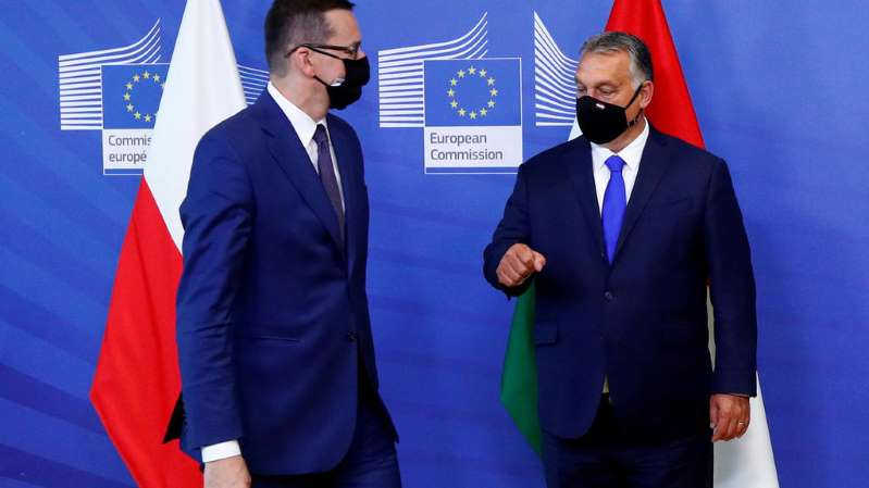 UE: les blocages et tensions s'accumulent pour l'adoption du budget européen