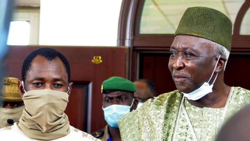 Mali: un foyer de Covid-19 à la présidence, le président et le vice-président pas atteints