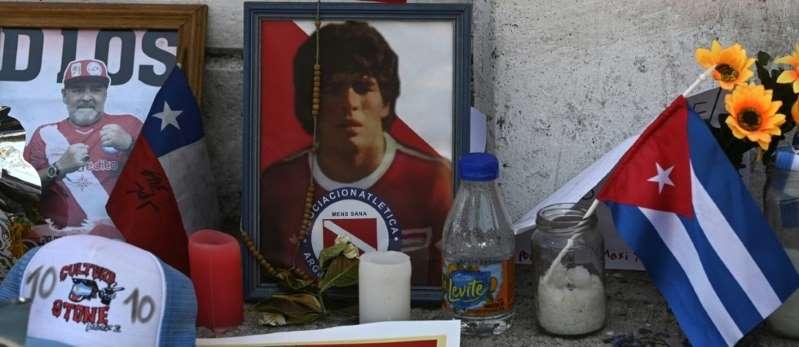 Argentine: enquête sur une éventuelle négligence dans la mort de Maradona