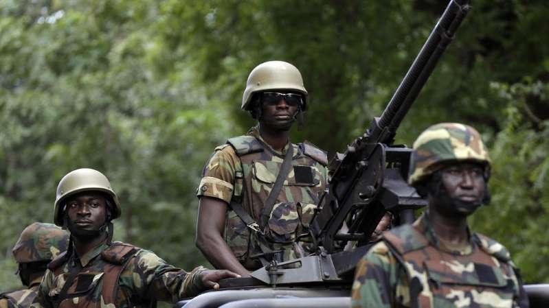 Présidentielle au Ghana: polémique après le déploiement de l'armée dans la région de la Volta