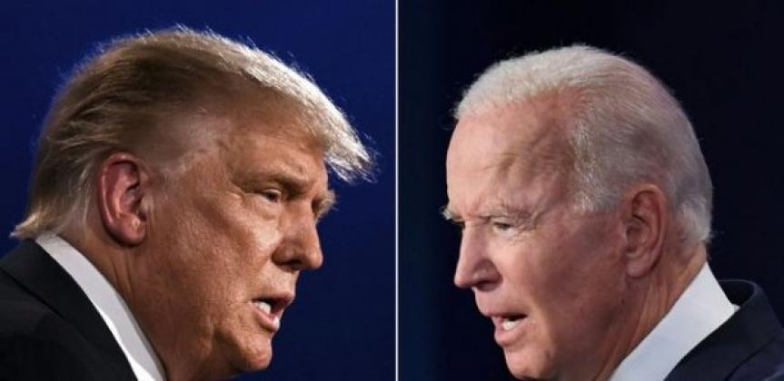 Elections américaines: Trump n'aurait pas l'intention de quitter la Maison-Blanche, Biden menace de l'en expulser