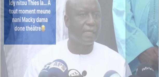 Idrissa seck à la tête du CESE : Ire et rires chez les Sénégalais