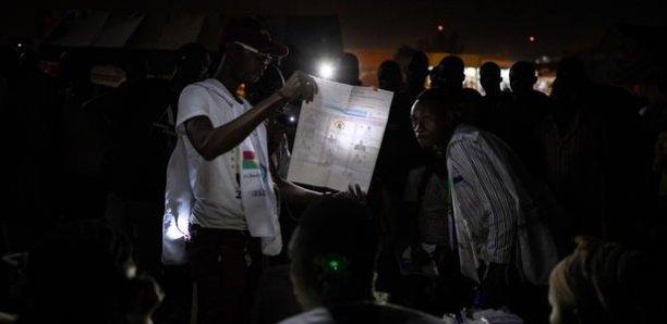 Burkina Faso: des milliers d'électeurs privés de vote lors d'élections