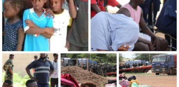 Terme Sud: Les familles expulsées racontent leur galère