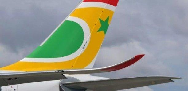 Air Sénégal : Reprise timide des vols internationaux