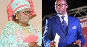«Macky2012»: Fatoumata G. DIOUF remplace Me Moussa Diop