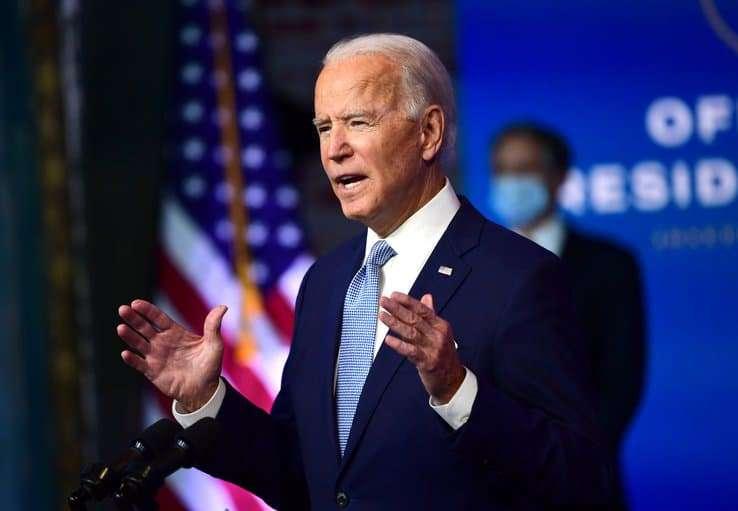 Etats-Unis : le président élu Joe Biden transporté à l'hôpital