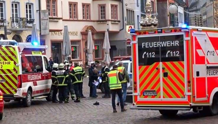 Allemagne: le conducteur de la voiture qui a fait cinq morts à Trèves souffre «de troubles psychiatriques»