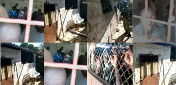 «On a vécu l'enfer» : Les images insoutenables des centres de détention de Kara