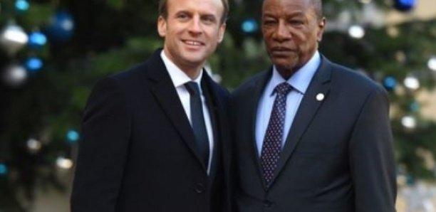 Le grand revirement : Emmanuel Macron félicite Alpha Condé pour sa victoire à la présidentielle